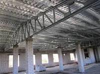 Строительство гаражей, навесов для машин ЛСТК