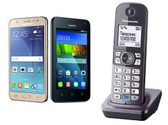 Мобільна техніка та товари для зв'язку