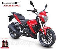 Мотоцикл Geon Issen 250 2V (2014), мотоциклы дорожные 250см3 Бесплатная доставка