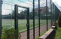 """Панельный забор из сварной сетки """"Рубеж"""" 3х4мм; 2,50х1,30м, фото 1"""