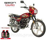Мотоцикл GEON Country (CG 150), мотоциклы дорожные 150см3