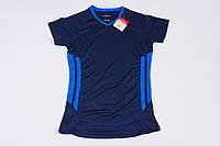 Спортивная футболка мужская синяя cooltex S
