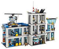 Конструктор LEGO City Полицейский участок 60047