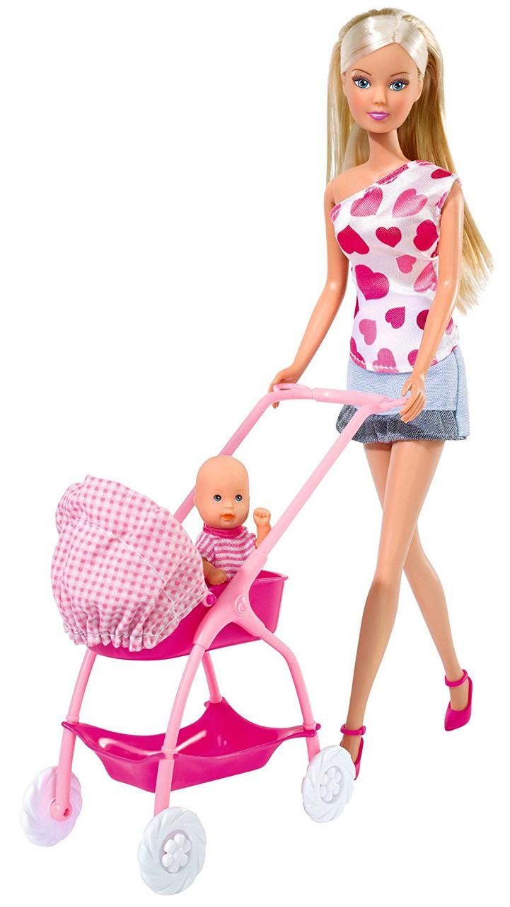 Кукла Штеффи с младенцем Steffi Love Simba 5730861