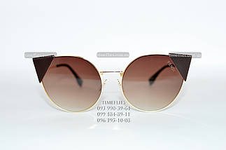Fendi №9 Солнцезащитные очки, фото 3