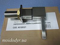 Дозатор моющего средства Teka Jabon Quadro inox, фото 1