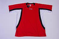 Спортивная футболка мужская красная еrima XL