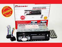 Автомагнитола Pioneer 1273 ISO Usb+Sd+Fm+Aux+ пульт (4x50W), фото 1