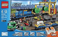 Конструктор LEGO City Грузовой поезд 60052