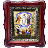 Фигурная икона Преображение Господне