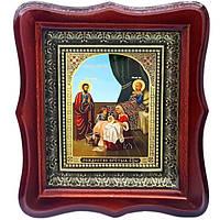 Фигурная икона Рождество Богородицы