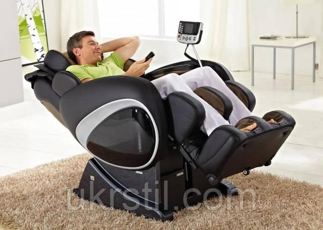 Что необходимо знать про массажное кресло.