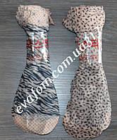 Носочки безразмерные женские