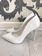 Женские туфли (36–40) — искусственный лак  купить в розницу в одессе украина 7км