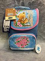 Рюкзак школьный каркасный для девочек 501 Popcorn