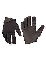 Тактические перчатки TOUCH черные
