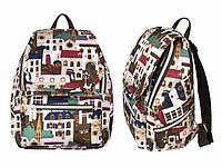 Рюкзак непромокаемый цветной City
