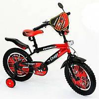 "Велосипед 2-х колес 16"" Спринтер 101615"
