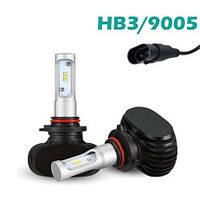 Led лампы HB3 9005 для ближнего света или противотуманных фар