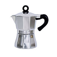 Кофеварка гейзерная Con Brio CB-6503 (150мл) (на 3 чашки)