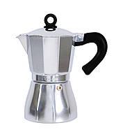 Кофеварка гейзерная Con Brio CB-6506 (300мл) (на 6 чашки)