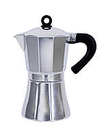 Кофеварка гейзерная Con Brio CB-6509 (450мл) (на 9 чашки)