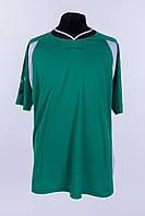 Спортивная футболка мужская зеленая hummel ХХL
