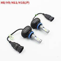 Led лампы H8/H11 для ближнего света или противотуманных фар
