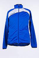 Спортивная куртка синяя hummel
