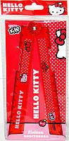 "Линейка пластиковая 30см складная HK11-091WK ""Hello Kitty"""