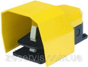 Педаль пластиковая салюминиевым защитным кожухом PDKS11BX10