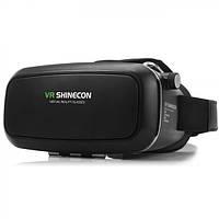 Очки виртуальной реальности VR BOX Black Shinecon