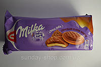 Печиво Milka Choco Jaffa 128 гр., Польша