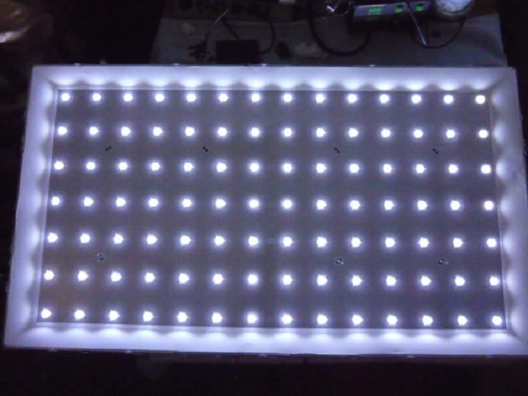 Светодиодные LED-линейки GJ-2K16-550-D714-V4-(L_R) (матрица TPT550J1-QUBN0.K).