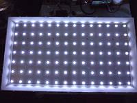Светодиодные LED-линейки GJ-2K16-550-D714-V4-(L_R) (матрица TPT550J1-QUBN0.K)., фото 1