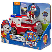 Nickelodeon Paw Patrol Rescue Marshall ( Щенячий патруль Пожарная машина и щенок Маршалл )