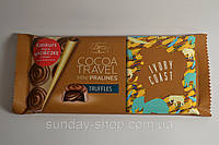 Шоколад Cocoa Travel Ivory Coast Truffles 100 гр., Польща