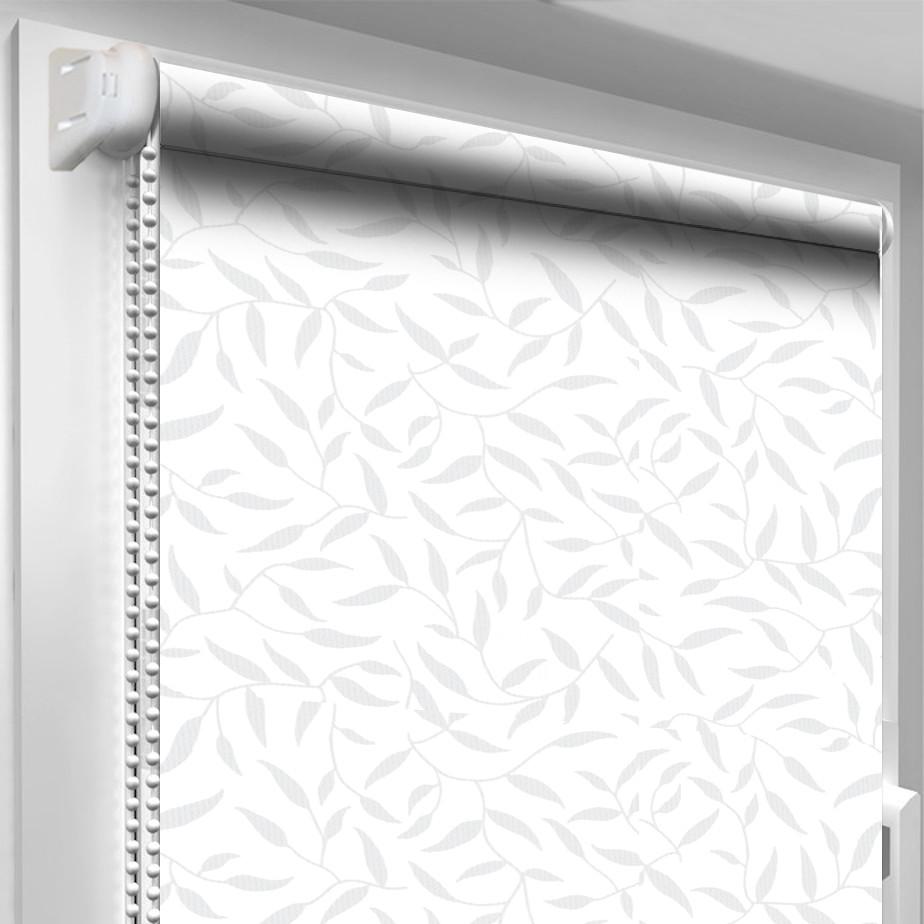 Рулонная штора DecoSharm В713 Белая