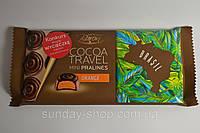 Шоколад Cocoa Travel Brasil Orange 100 гр., Польща