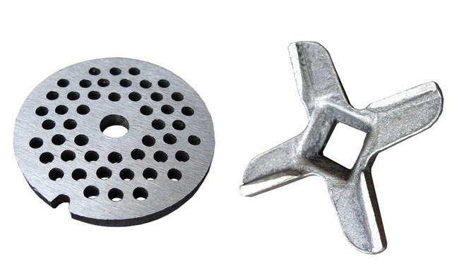 Мясорубки механические ручные и принадлежности