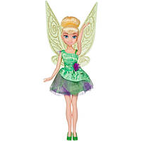 Кукла Дисней Фея Динь Динь 23 см Цветочная коллекция. Оригинал Disney Fairies Jakks