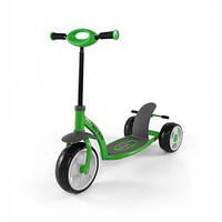 Самокат M.Mally Crazy Scooter (green)