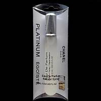 Пробники парфюмов Chanel Egoiste Platinum (Шанель Эгоист Платинум) 20 мл (реплика), фото 1
