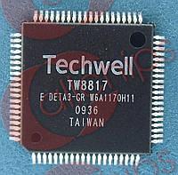 TECHWEL TW8817-DETA3-GR TQFP80