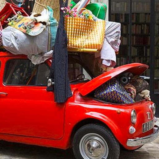 Как безопасно перевезти максимум вещей в своем автомобиле