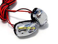 Форсунки омывателя лобового стекла автомобиля с подсветкой ART 888, фото 1
