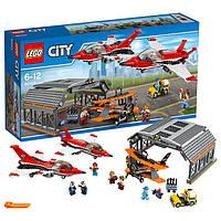 Конструктор LEGO City Авиашоу в аэропорту 60103