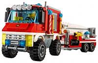 Конструктор Lego City Автомобиль пожарников 60111