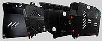 Защита двигателя и КПП Nissan Murano (2003-2008)