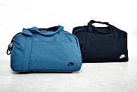 Cпортивные сумки Nike мужские брендовые сумки  дорожные сумки материал: прочный текстиль р-р:28х49х22